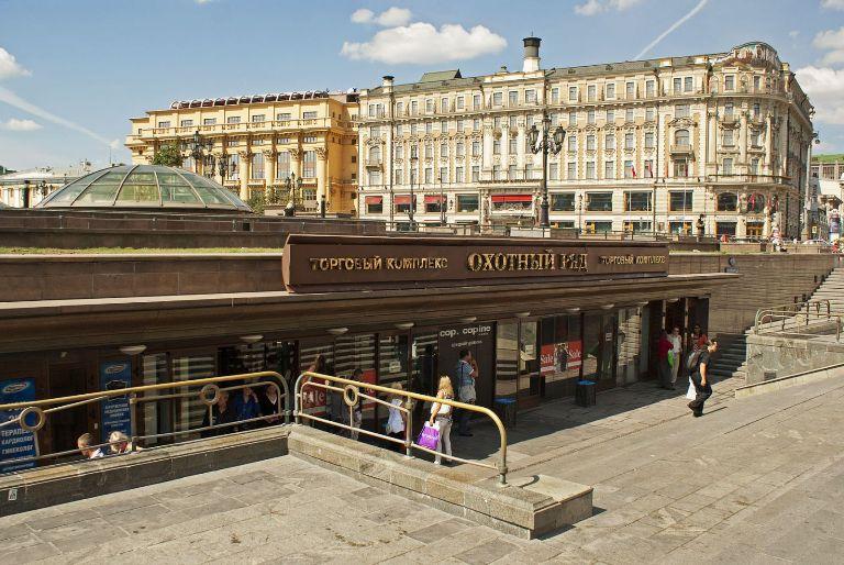 торговый центр общей площадью 63 тыс. м2, размещающий на своих просторах  более 100 бутиков популярных брендов, уютные бары, рестораны, ... e569ab08570