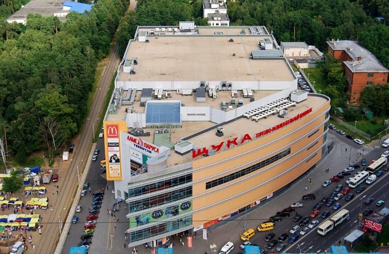 Торговый центр «Щука» - восьмиэтажный респектабельный комплекс, возведенный  на Северо-Западе Москвы, возле метро Щукинская. Территория торгового центра  ... 9ed6d2a6c7e